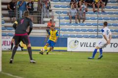 1ère journée : Sporting vs Mont-de-Marsan (0-1)