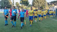 📸Retour en images sur le premier match de championnat de la saison face à l'Avenir Sportif Béziers (0-0) !